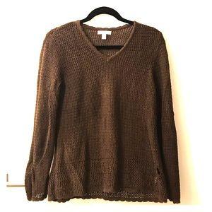 Charter Club sweater size L